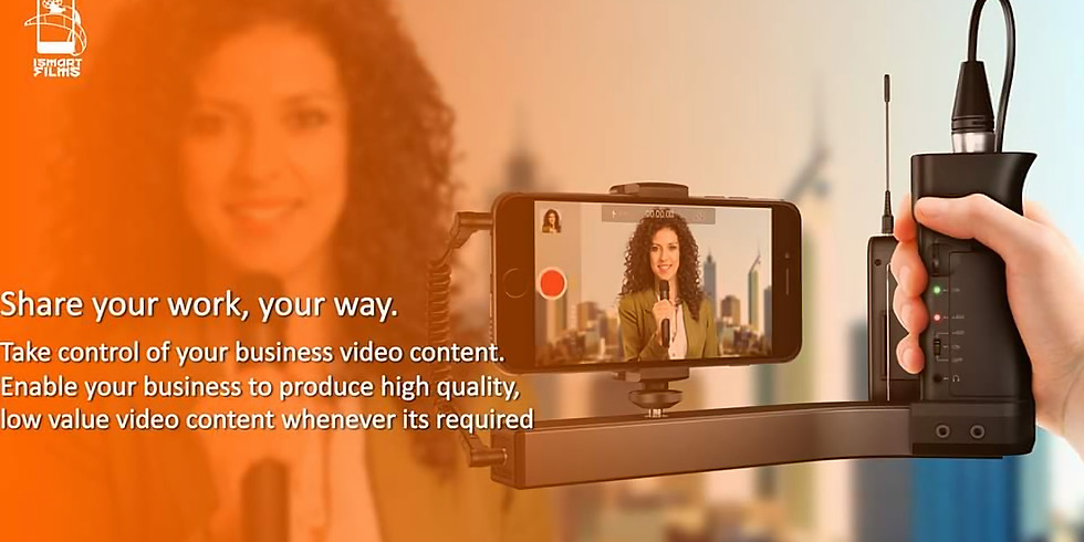 How to make professional video on Smart Phone