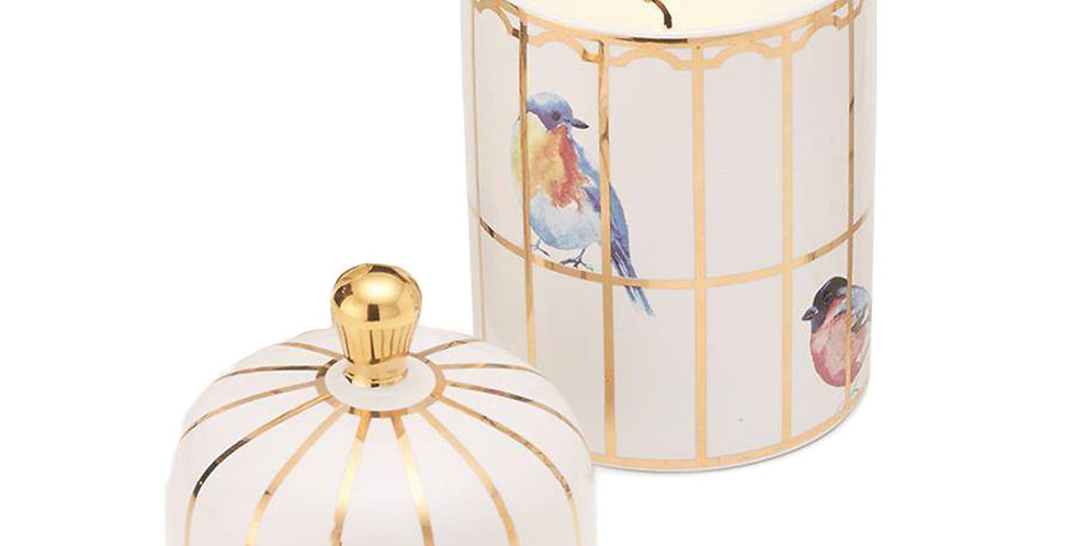 Birdcage Candle - Lemon Verbena