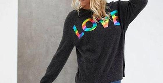 Foil Love Sweater