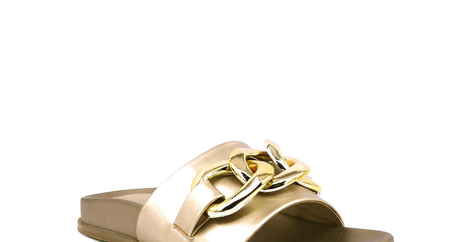 Diveana Gold Sandal