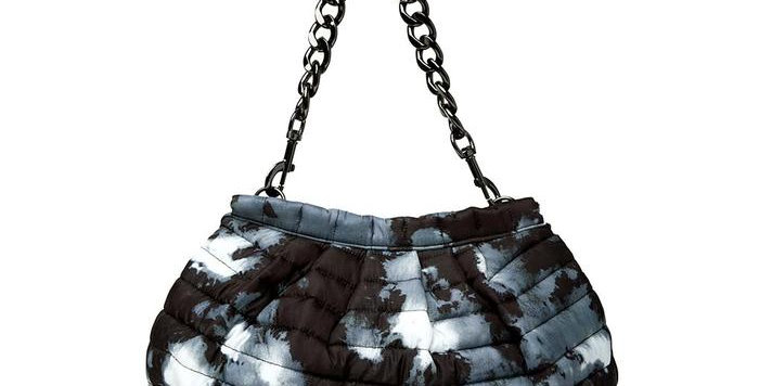 Quilted Dynasty Bag