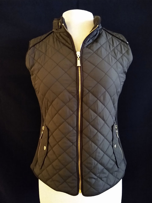 The Quilted Barn Vest