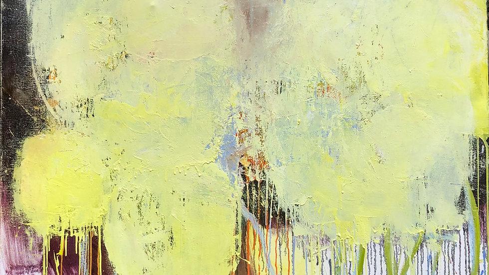 CELEDON -Oil on Canvas