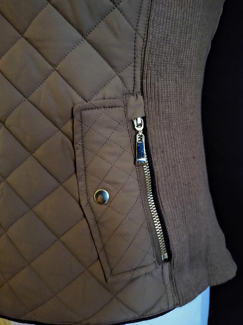 The Quilted Barn Jacket