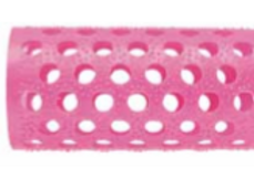 Rolos Plastico Rosa  30mm