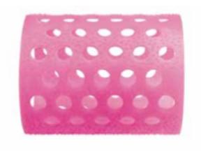 Rolos Plastico Rosa  48mm