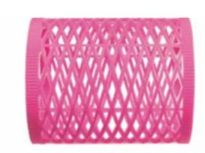 Rolos Plastico Rosa  54mm