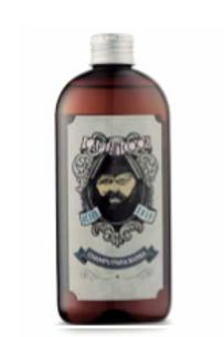 Shampoo para a Barba Captain Cook, 250ml