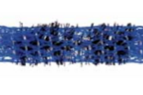 Rolos Nylon Azul,10mm