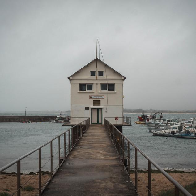 Gardes côtes du port de trevignon