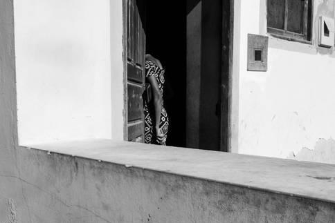 Silhouette a la Porte