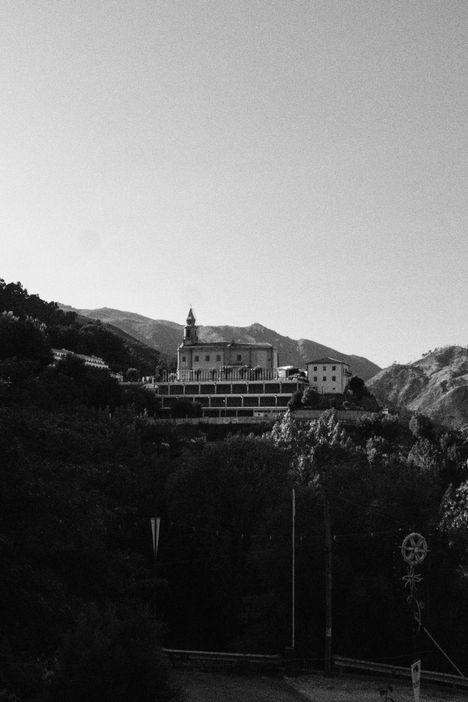 Sao Bento, posee sur la montagne