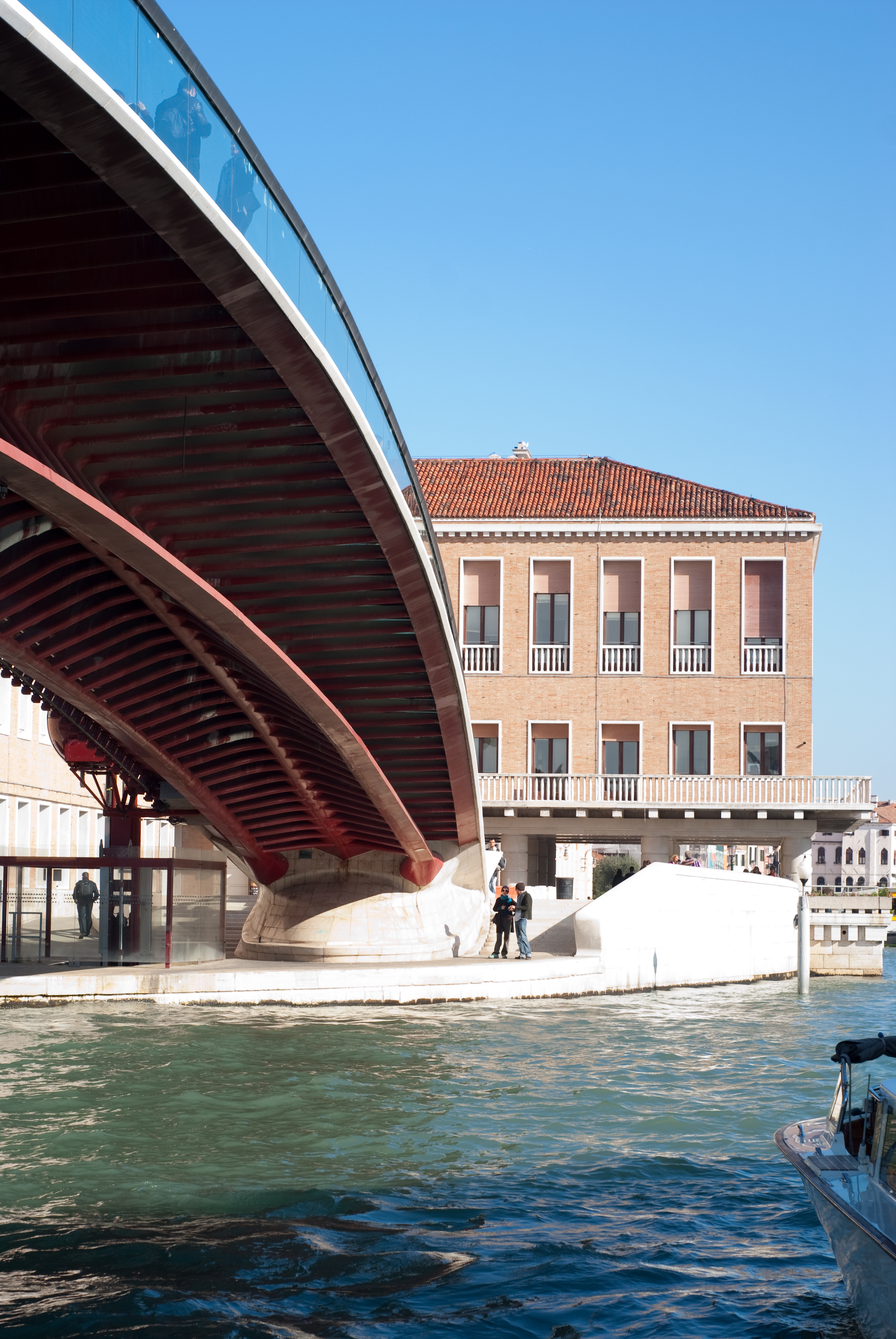 Pont et Briques