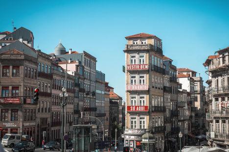 Rue de la Gare, Porto