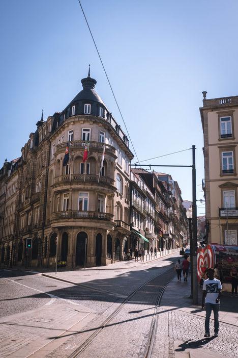 Rue Montante de Porto