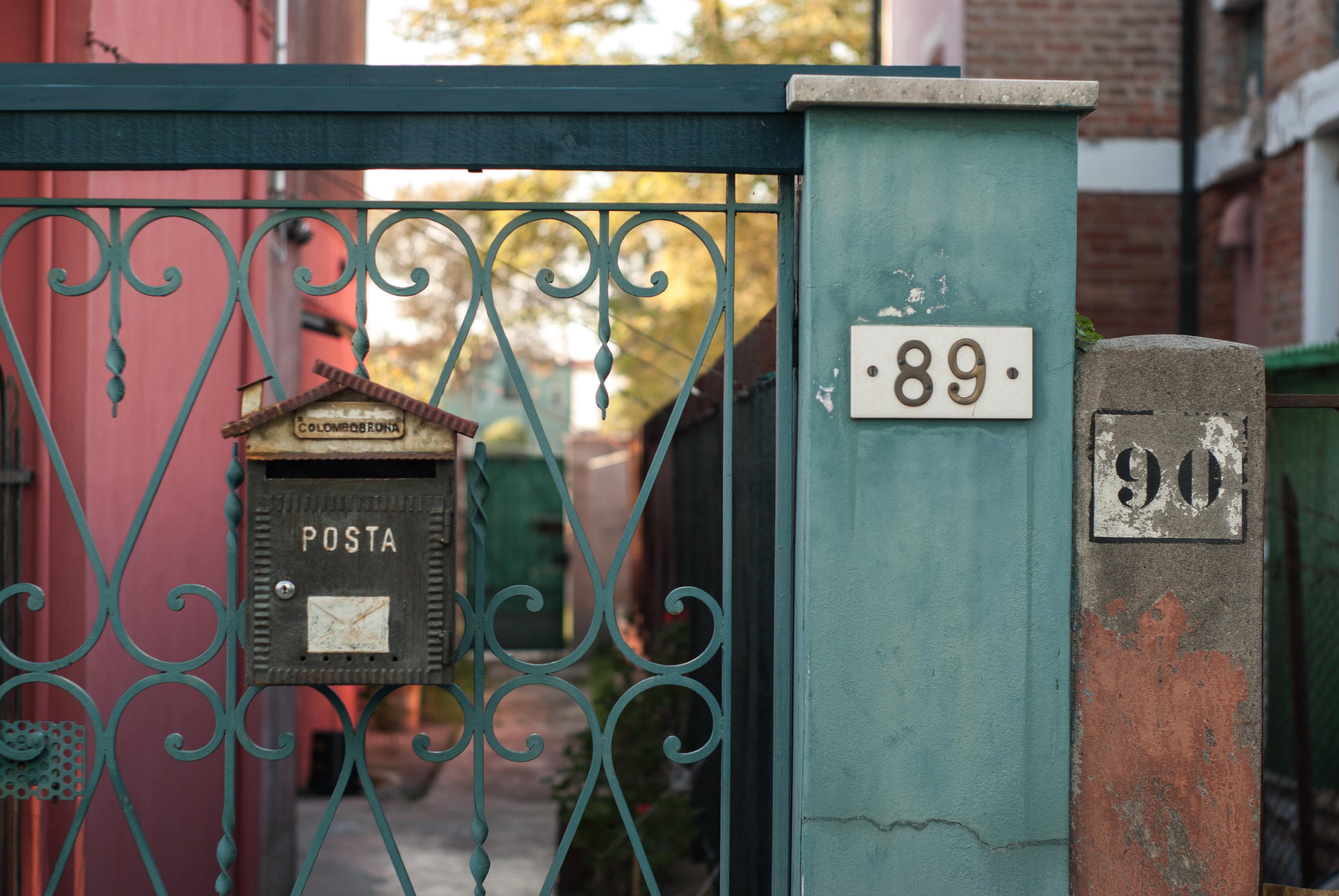 Des Chiffres et des Adresses
