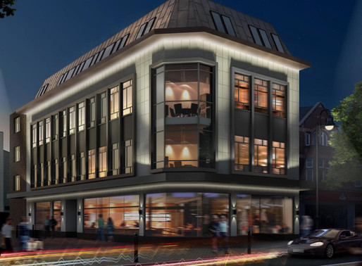 REVEALED: CGI images give glimpse of how Tyrers building will be transformed by £1m investment