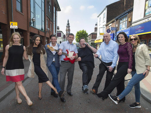 Fab fourth Westfield Street Festival promises to draw thousands of visitors to the town centre!