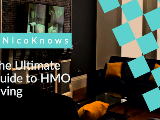 #NicoKnows: The Ultimate Guide to HMO Living