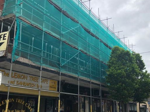 Developer who bought Tyrers building continues investment plans for town