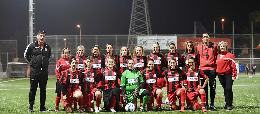 קבוצת הנשים