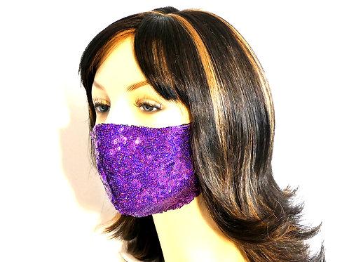 Sequin (Purple)