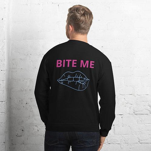 2021 BITE ME Unisex Sweatshirt