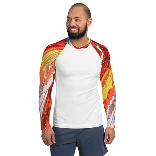 All-Over Print Men's Rash Guard