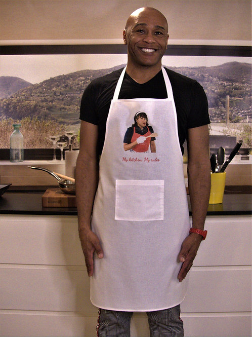 My Kitchen, My Rules Apron