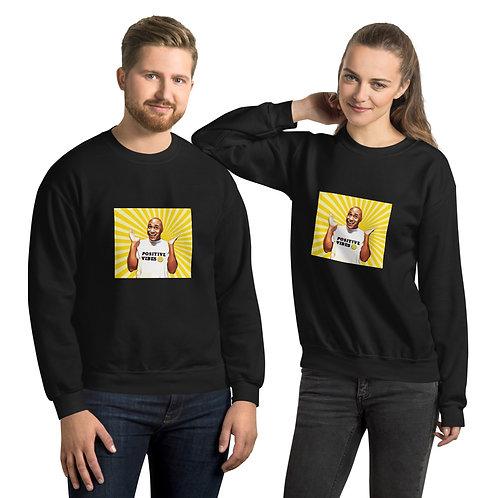 Positive Vibe Rays Unisex Sweatshirt