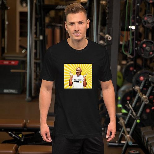 Positive Vibe Rays Short-Sleeve Unisex T-Shirt