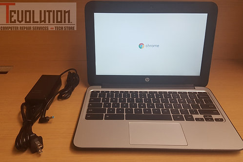 Chromebooks 11 G3 W/Charger