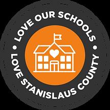 Love Our Schools Logo