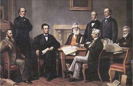 Lincoln and discovering commonality
