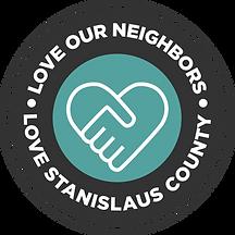 Love Our Neighbors Logo