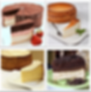 Four Flavors Cheesecake