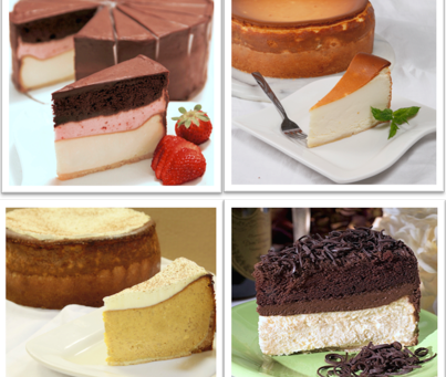 You Can't Buy Time but You Can Buy Holiday Desserts!