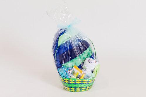 Kid Boy Easter Basket