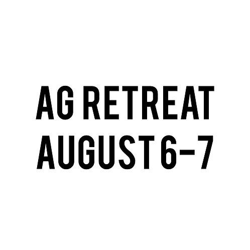 AG Retreat