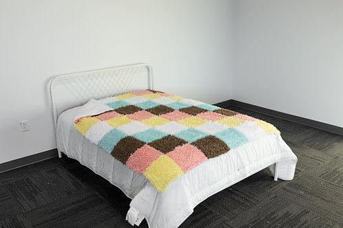 XL Patchwork Blanket