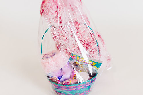 Kid Girl Easter Basket