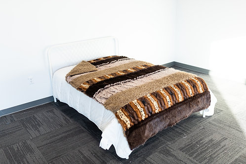 XL Strip Blanket