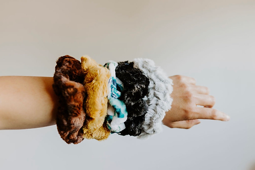 Mystery Pack of 5 Scrunchies