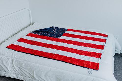 Hide American Flag