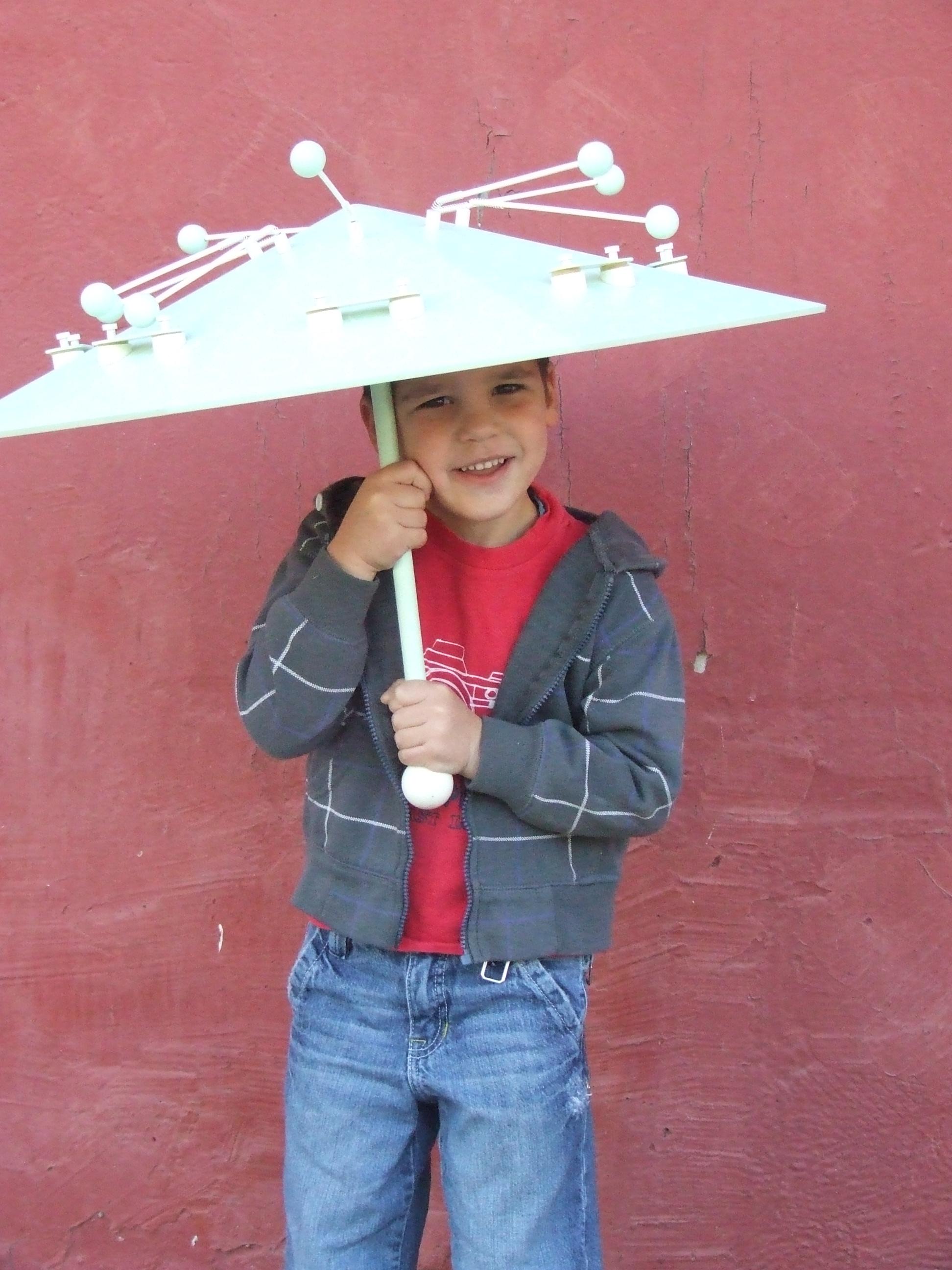 Musical Umbrella (Concept)