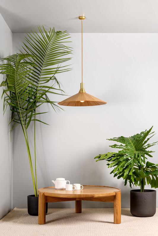 מנורת INDIAN + שולחן פנדה גדול