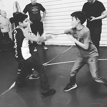 El paso Karate