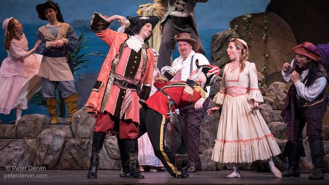 Pirates tour Washington State