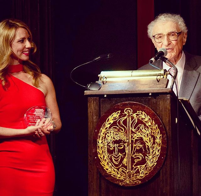 with Broadway legend Sheldon Harnick