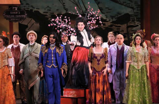 Mikado New York Times Review!